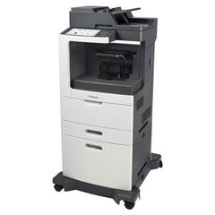 Lexmark MX811dxfe Multifunction Laser Printer, Copy/Fax/Print/Scan