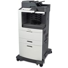 Lexmark MX811dxme Multifunction Laser Printer, Copy/Fax/Print/Scan