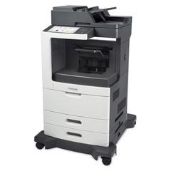 Lexmark MX812de Multifunction Laser Printer, Copy/Fax/Print/Scan