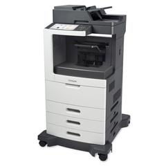Lexmark MX812dte Multifunction Laser Printer, Copy/Fax/Print/Scan