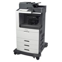 Lexmark MX812dtfe Multifunction Laser Printer, Copy/Fax/Print/Scan