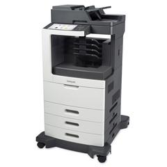 Lexmark MX812dtme Multifunction Laser Printer, Copy/Fax/Print/Scan
