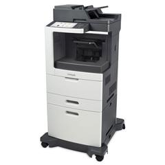 Lexmark MX812dxe Multifunction Laser Printer, Copy/Fax/Print/Scan