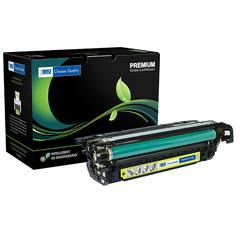 MSE Remanufactured Yellow Toner Cartridge for LJ M651 (Alternative for HP CF332A 654A) (15000 Yield)