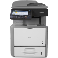 """Ricoh Aficio SP 5200SHT Healthcare Optimized Mono Laser MFP (47 ppm) (533 MHz) (1 GB) (8.5"""" x 14"""") (1200 x 600 dpi) (Max Duty Cycle 200 000 Pages) (p/s/c) (Duplex) (USB) (Ethernet) (650 Sheet Input)"""