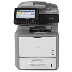 """Ricoh Aficio SP 5210SFHT Healthcare Optimized Mono Laser MFP (52ppm) (533 MHz) (1 GB) (8.5"""" x 14"""") (1200 x 600 dpi) (Max Duty Cycle 200 000 Pages) (p/s/c) (Duplex) (USB) (Ethernet) (650 Sheet Input)"""