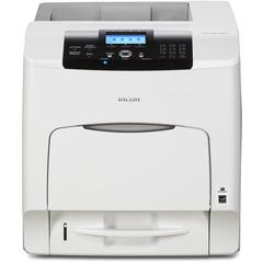 "Ricoh Aficio SP C431DNHW Healthcare Opt Color Laser Printer (42 ppm) (600 MHz) (768 MB) (8.5"" x 14"") (1200 dpi) (Duty Cycle 150 000) (Duplex) (USB) (Ethernet) (350 Sheet Input) (HW No Free Freight)"