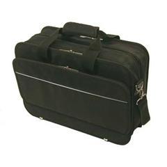 Black Ballistic Long Wear Computer Briefcase