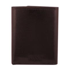Wallet, 1/2 x 4 x 3-3/4, Mahogany
