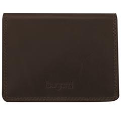 Bugatti Business card case, 3/4 x 3 x 4, Black