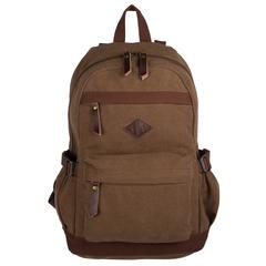 backpack, 6-1/2 x 12 x 17-1/4, Khaki