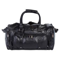Duffle bag, 9-1/2 x 10 x 19, Black