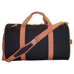 Duffle bag, 10 x 13 x 20-1/2, Black