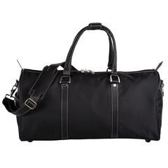 Duffle bag, 9 x 10 x 20, Black