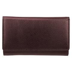 Wallet, 1-1/4 x 3-1/2 x 6, Brown