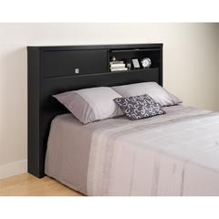 Prepac Black Series 9 Designer Full / Queen 2 Door Headboard