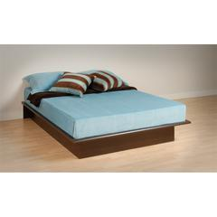 Espresso Queen Platform Bed