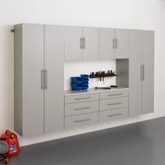 "HangUps 120"" Storage Cabinet Set I - 6pc"