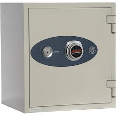 Olympian Key and Combination Dual Control Fireproof Safe 1.3 cu ft