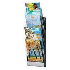 PAPERFLOW Maxi system wall display 4 pockets letter