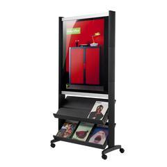 PAPERFLOW Poster frame display. Black