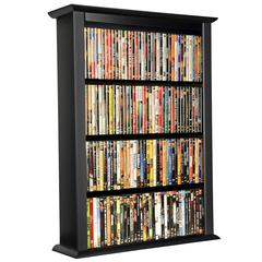 Wall Mounted Cabinet-Single, 28 x 8-1/2 x 36-1/4, Black