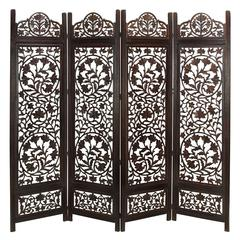 Wood Screen 4 Panel Best Of Decorative Protection