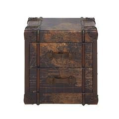 The Traditional Wood Chest