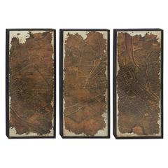 Breathtaking Wood Wall Panel Set Of 3
