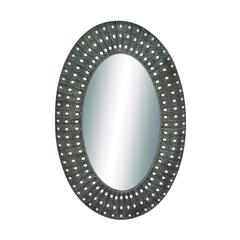 Beautiful Benxi Themed Silver Wall Mirror