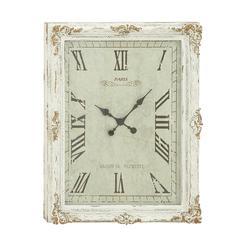 "Astounding Wood Wall Clock 27""W, 36""H"