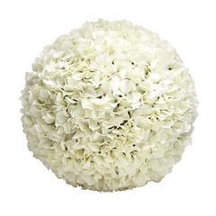 Benzara Gorgeous Tibetan Plastic Hydrangea Ball