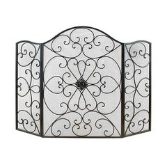 Metal Fire Screen Ultimate In Fire Protection Category