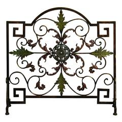 Metal Fire Screen Best Room Divider Screen