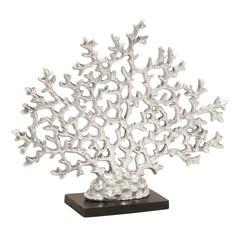 Benzara Grand And Beautiful Aluminum Coral
