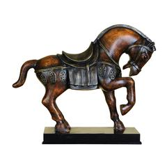 Polystone Horse Unique Table Decor