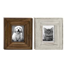 """Classy Wood Photo Frame 2 Assorted 10""""W, 12""""H"""