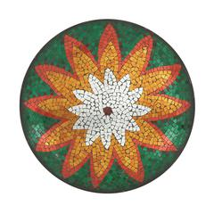 Gorgeous Metal Mosaic Wall Platter
