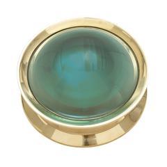 Benzara Grand And Elegant Brass Magnifier