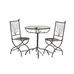 Too Lovely Metal Bistro Set Of 3
