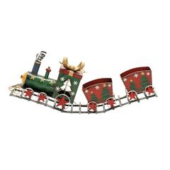 Benzara Xmas Themed Adorable Train