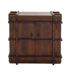 Benzara The Grand Wood Cabinet