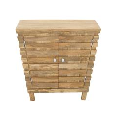 Chic Wood Cabinet