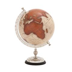 Benzara The Great Metal World Globe