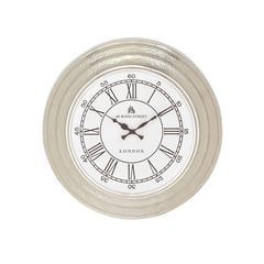 The Coolest Aluminum Wall Clock