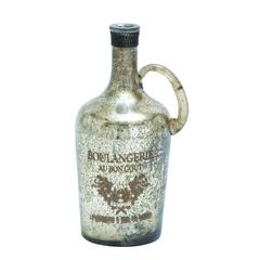 Benzara Unique And Attractive Glass Bottle With Vintage Design
