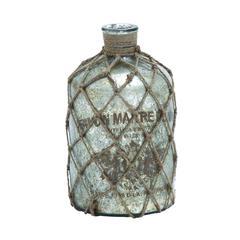 Benzara Unique Glass Bottle Flaunts Rustic Style