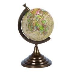 Benzara Aluminum Globe Decor For Your Kids