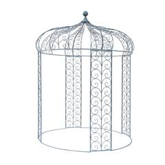 The Grand Metal Garden Gazebo