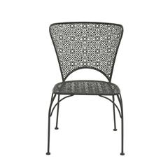 Benzara Stunning & Durable Metal Chair